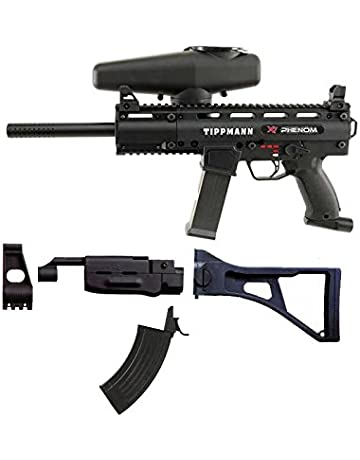 Amazon Com Complete Paintball Sets Airsoft Paintball Sports