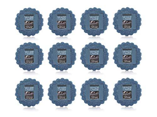 Yankee Candles Warm Luxe Cashmere Wax Melt Tarts Set of 12