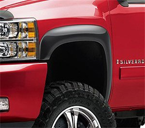 EGR Fender Flares Rugged Look '07-'12 Chevy Silverado 1500 5.8ft Bed