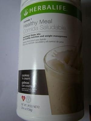Herbalife Formula 1 Shake Mix - Cookies 'n Cream (750g)
