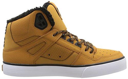 DC Shoes Spartan High Wc - Zapatillas de deporte para hombre Marrón