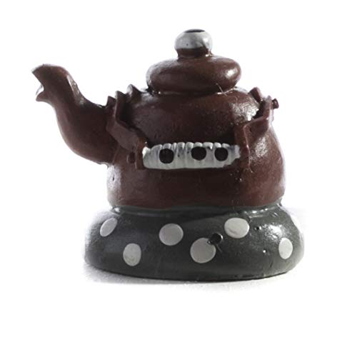 Factory Direct Craft Miniature Resin Tea Kettle | 12 Pieces