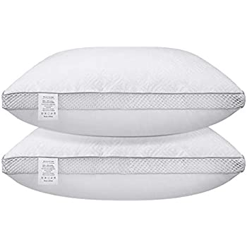 Amazon Com Bysure Down Alternative Bed Pillows For