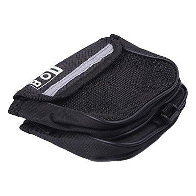 ZXC/Bike/Fahrrad/Radfahren Schwarz Vorne Rohr Terylene Tasche