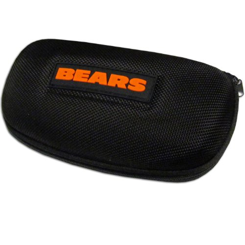 NFL Chicago Bears Zippered Sunglass - Molded Case Nfl