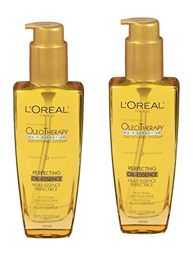 L'Oreal Paris Hair Expertise OleoTherapy Perfecting Oil-Essence, 3.4 fl oz - ()
