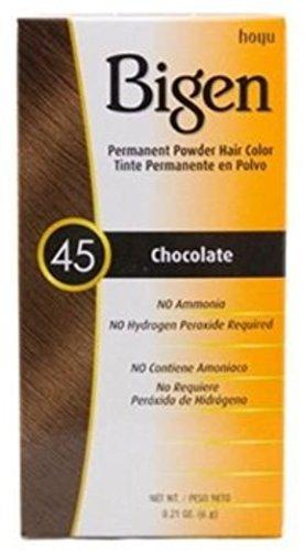 bigen hair powder