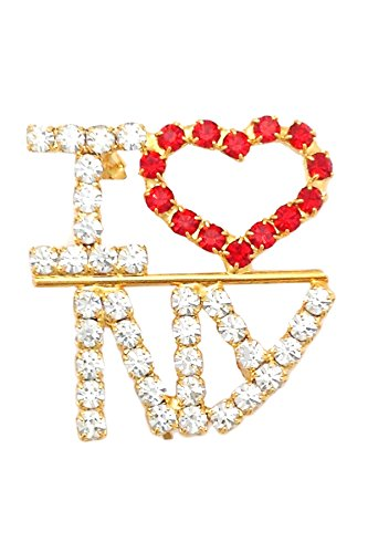 Ten79LA I Love NY Pin for sale  Delivered anywhere in USA