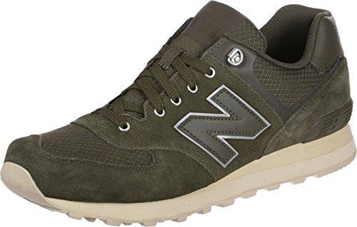 Ny Balance Herre 574 Sneaker Oliv 6lLBh
