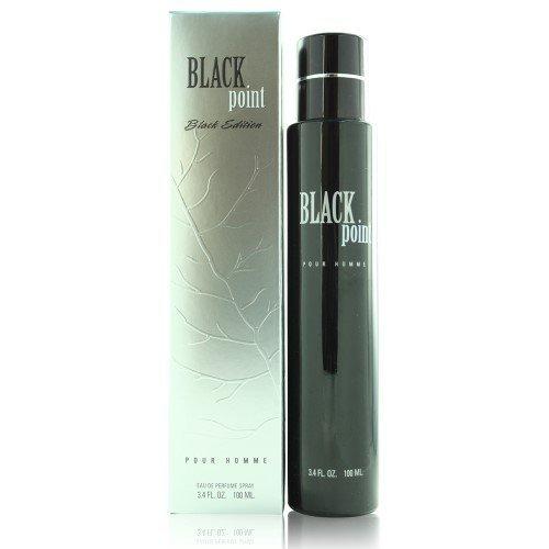 Black Point Black Edition 3.4 Fl. Oz. Eau De Parfum Spray Men