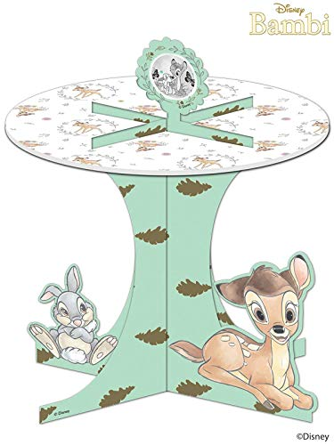 Procos Bambi Cutie Party Cupcake Stand by Qualatex
