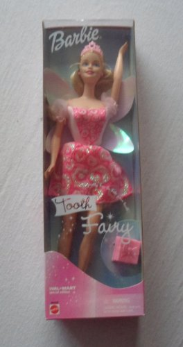 Walmart Special Edition Barbie Tooth Fairy