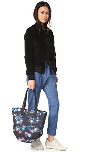 Herschel, Borsa tote donna multicolore Floral Blur
