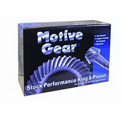 Motive Gear (D70-456) Performance Ring and Pinion Differential Set, Dana 70, 70U & HD, 41-09 Teeth, 4.56 Ratio: Automotive