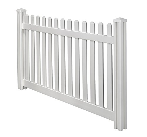 Picket Fence Gate - 9