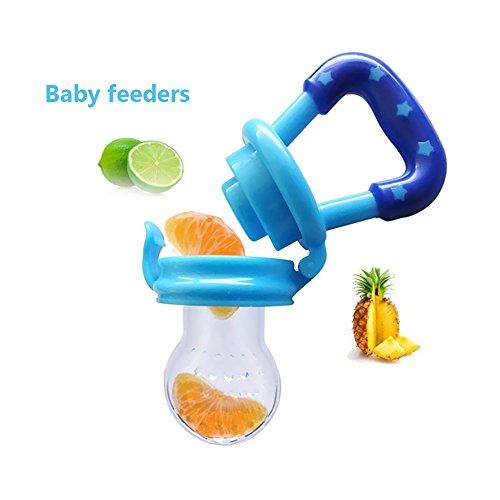 Baby Self Feeding Mesh Bag - 9