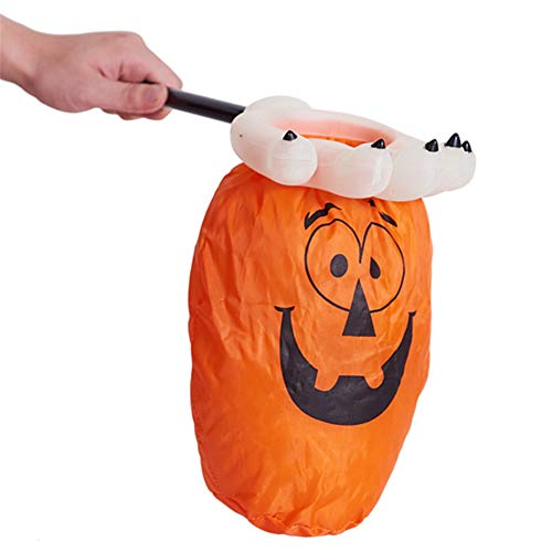 Wionfen Halloween Candy Bags Trick or Treat Particularly