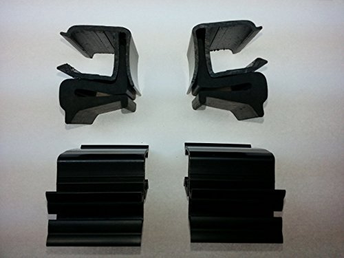 "Golf Cart Windshield 1"" Clips Hold Down Retainer Top and Bottom Club Car DS -  US GOLF CARS"