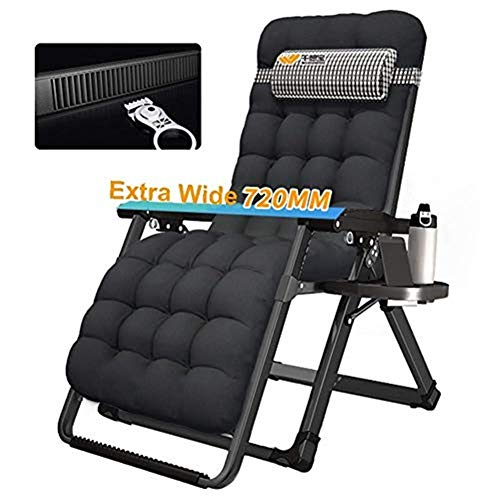 - Deck chair Oversize Sun Loungers Recliners Zero Gravity Patio Reclining Arden Chair Outdoor Folding Portable Rocking Chair Supports 200kg