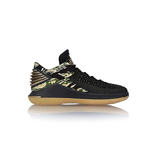 metallic Basket Aa1256 Homme ball Spécial Gold Nike Chaussures black Schwarz gum Pour Yellow 021 FvSwn1