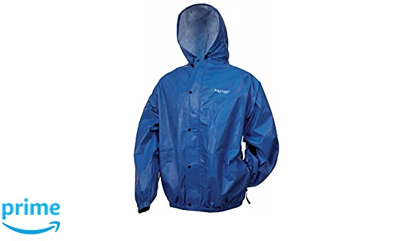 Frogg Toggs Pro-Lite Rain Jacket PL62111 Waterproof Breathable /& Free Stuff Sack