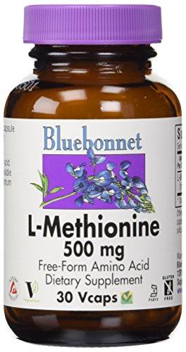 L-methionine 500 Mg 30 Capsules - 4