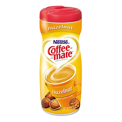 NES12345 Coffee mate Hazelnut Creamer Powder