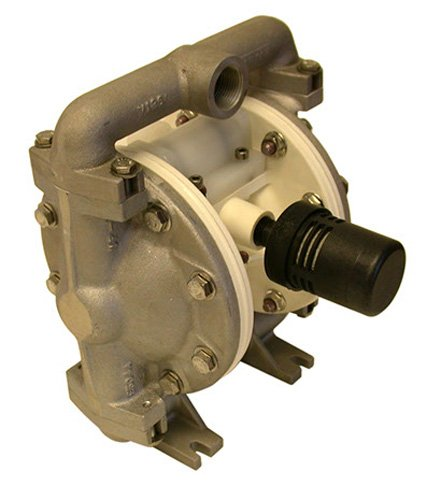 National-Spencer 1038 Air-Operated Double Diaphragm Pump, Aluminum, 3/4'' NPT by National-Spencer, Inc.