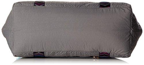 Sac Bl Grey 58 M liters Kipling Art Noir cm Emb Gris Noir Dazz 26 Black plage de R6a1E1xwq