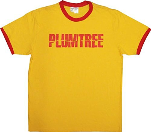 Plumtree Scott Pilgrim Band Logo Gold T-shirt