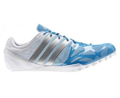 Knight Adizero Sneaker Prime Argent Accelerator Adidas Bleu Nail fzwRz