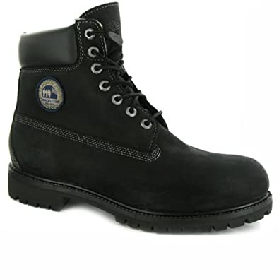 b4156e04de7 Timberland bottes pour homme shackleton en cuir noir taille 47