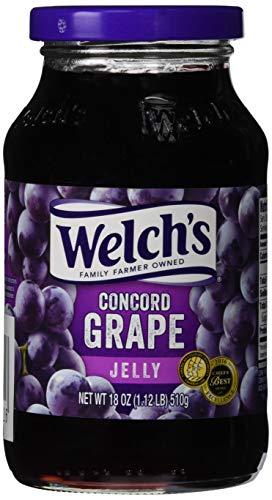 (Welch's Grape Jelly, 30 oz )