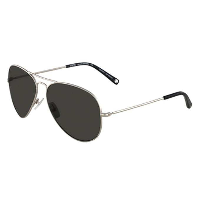 75461236d50d Michael Kors M2056S-045 Women's Kennedy Brown Gradient Lens Silver Metal  Frame Sunglass: Amazon.ca: Clothing & Accessories