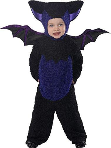 Bat Plush Toddler Costume (Baby Halloween Costumes 2017 Uk)