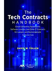 The Tech Contracts Handbook: Software Licenses, Cloud Computing Agreements, and Other IT Contracts for Lawyers and Businesspeople