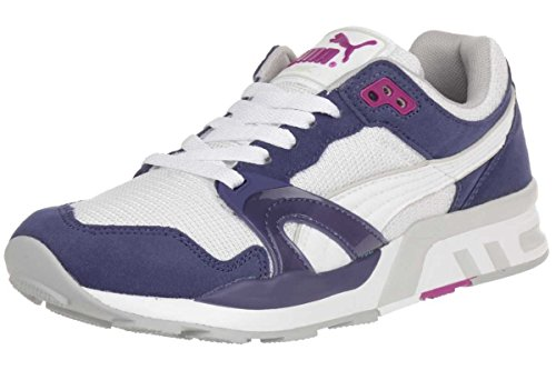 Puma Trinomic XT1 Plus Trainers 355621 03 Crown Blue Women Sneaker Trainers, Shoe Size:EUR 38.5 (Puma Trinomic Women)