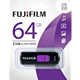 Fujifilm USB 2.0 Capless Slider Flash Drive (600012553)
