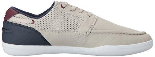 Light Men's Minimal Deck 317 Grey Navy Sneaker 1 Lacoste xwqYaU4q