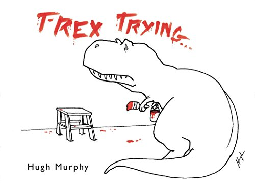 Used, T-Rex Trying for sale  Delivered anywhere in USA