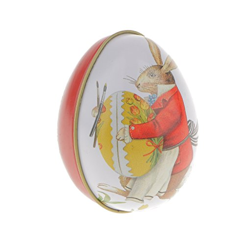 easter egg tin kids party