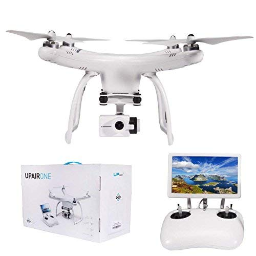 UPair One 4K Video Drone with GPS, Quadcopter...