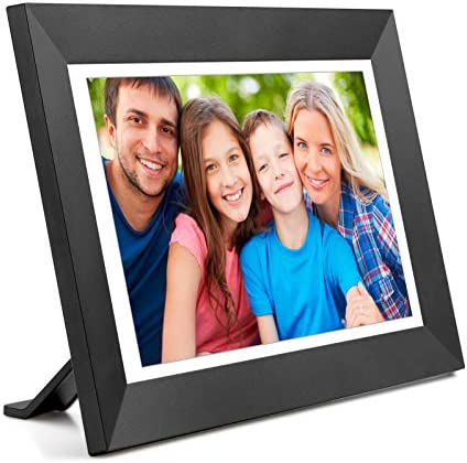 Digital Picture Frame WiFi Digital Photo Frame Kimire Full HD 1366×768 IPS Touch Screen