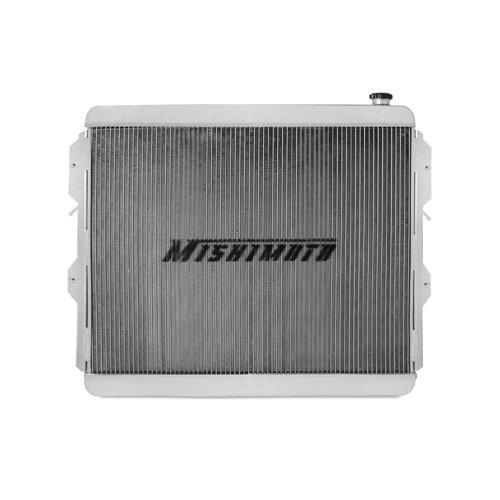 Manual Performance Radiator Aluminum (Mishimoto MMRAD-TUN-00 Toyota Tundra Performance Aluminum Radiator Manual)