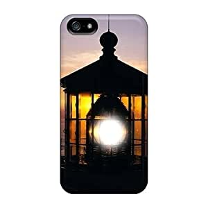 New Premium MeSusges Cape Meares Lighthouse Skin Case Cover Excellent Fitted For Iphone 5/5s