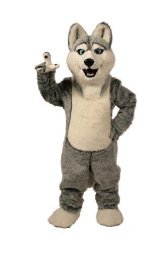 [ALINCO Husky Mascot Costume] (Alinco Costumes)