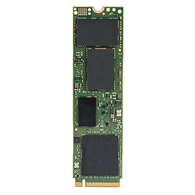 Intel SSD 600p Series SSDPEKKW512G7X1 (512 GB, M.2 80mm PCIe NVMe 3.0 x4, 3D1, TLC) Reseller Single Pack by Intel