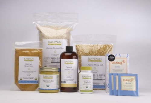 Banyan Botanicals Ayurvedic Cleanse Kit - Basic Supplies Needed for a 7-Day Detoxifying Cleanse at Home