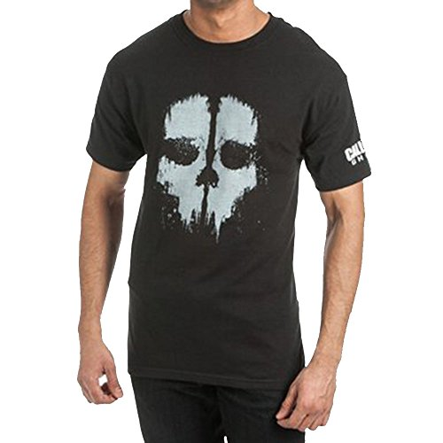 Call Of Duty Ghosts Tee Shirt Adult