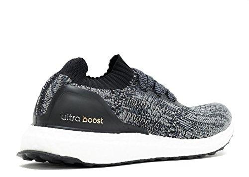 Adidas Prestanda Kvinnor Ultraboost Uncaged W Löparskor Svart / Träkol